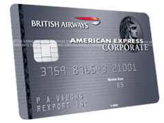 Amerivcan Express Corporate Card