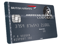 Amerivcan Express Corporate Card Plus